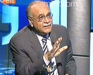 Judges Are Controversial, Nowhere in the World So Much Contempt Notices Are Issued - Najam Sethi