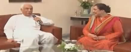Jugnu Ki Roshni (Eid Special With Jugnu's Family) - 18th June 2018