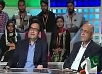 Jugnu (Najam Sethi & Muneeb Farooq) – 25th September 2015
