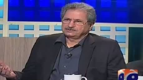 Jugnu (Shafqat Mehmood Exclusive Interview) – 15th November 2015