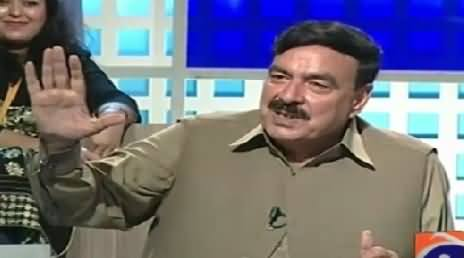 Jugnu (Sheikh Rasheed Ahmad Exclusive Interview) – 16th September 2015