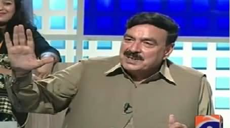 Jugnu (Sheikh Rasheed Ahmad Exclusive Interview) – 26th July 2015