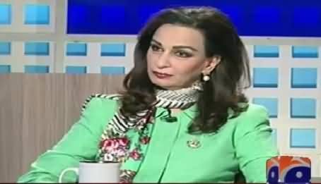 Jugnu (Sherry Rehman Exclusive Interview) – 4th October 2015