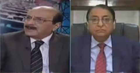 Jumhoor (Imran Khan's Criticism on Governor Sindh) - 8th February 2017