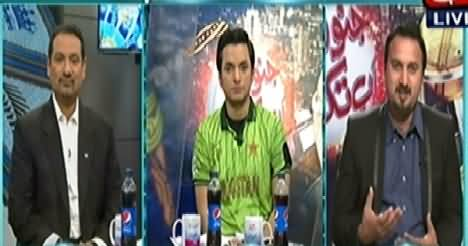 Junoon Abb Takk (Cricket World Cup Special) – 1st March 2015