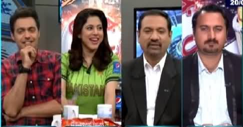 Junoon Abb Takk (Cricket World Cup Special) – 20th March 2015