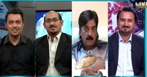 Junoon Abb Takk(Cricket World Cup Special) – 3rd March 2015