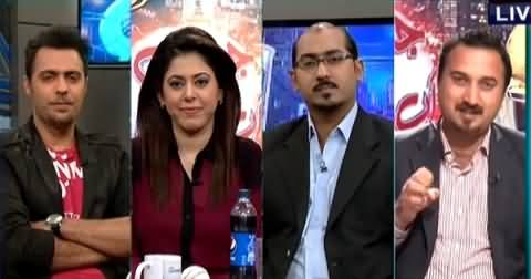 Junoon Abb Takk (World Cup Special) – 24th February 2015
