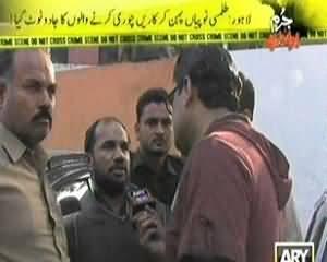 Jurm Bolta Hai (ACLC Ka Car Lifters Ke Khilaf Crackdown) - 25th November 2013