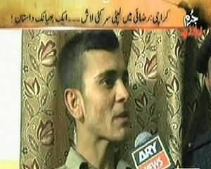 Jurm Bolta Hai (Can A Daughter Kill Her Father?) - 13th March 2014