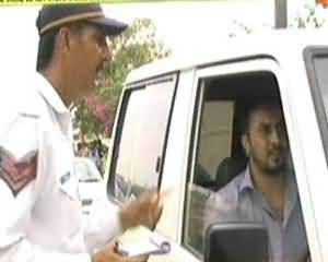 Jurm Bolta Hai (Excise and Police Joint Operation In Karachi) - 10th October 2013