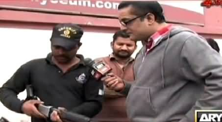 Jurm Bolta Hai (Private Security Companies Exposed in Lahore) – 2nd March 2015