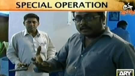 Jurm Bolta Hai (When Jaranwala Police Will Arrest The Culprits?) - 29th October 2014