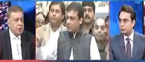 Justice Baqir Najfi Report Hints That Rana Sanaullah Planned Model Town Incident - Arif Nizami