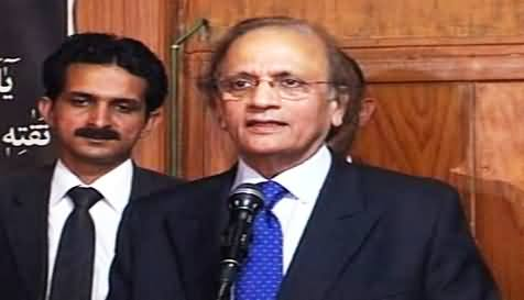 Justice Tassaduq Hussain Jillani Going to Retire on 5th July 2014
