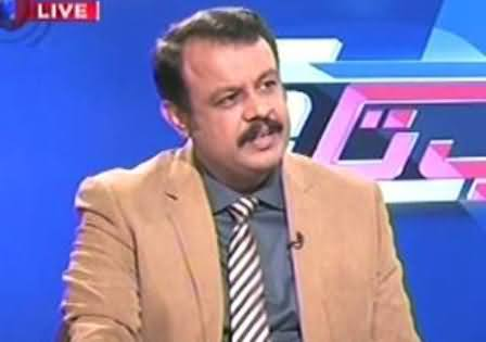 Kab Tak With Asad Kharal (Govt Officials Campaigns in LB Poll) – 20th November 2015