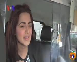 Kahani Pakistani on VOA News – 10th March 2014