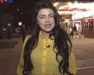 Kahani Pakistani on VOA News - 13th October 2013