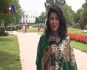 Kahani Pakistani on VOA News – 18th August 2015
