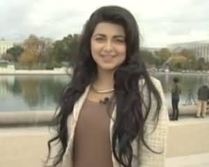 Kahani Pakistani on VOA News - 18th November 2013