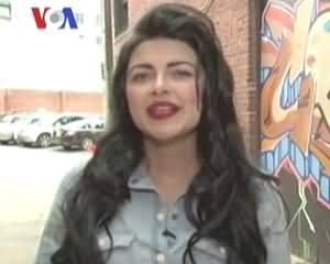Kahani Pakistani on VOA News - 18th October 2013