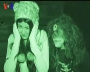 Kahani Pakistani on VOA News - 1st November 2013