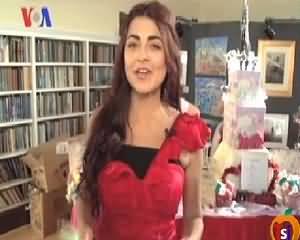 Kahani Pakistani on VOA News – 21st February 2014