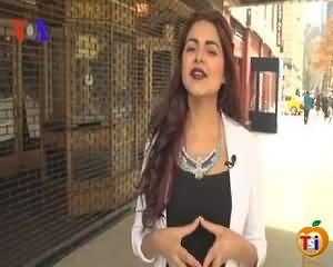 Kahani Pakistani on VOA News – 21st March 2014