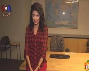 Kahani Pakistani on VOA News – 26th August 2015