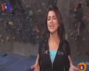 Kahani Pakistani on VOA News – 28th February 2014