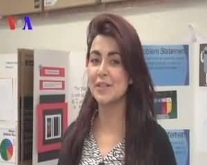 Kahani Pakistani on VOA News – 9th April 2014
