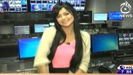 Kahani Pakistani VoA On Aaj news - 17th October 2014