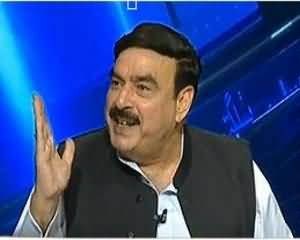 Kal Tak - 9th July 2013 (Shiekh Rasheed On Abbottabad Commission Report)
