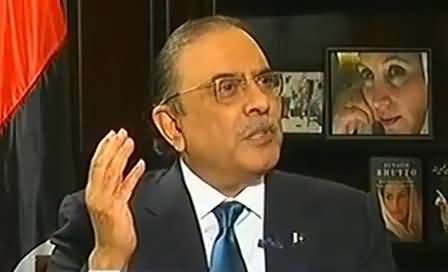 Kal Tak (Asif Zardari Exclusive Interview) - 19th April 2017