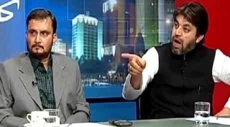 Kal Tak (Asif Zardari's Aggressive Speech Against Army) – 16th June 2015