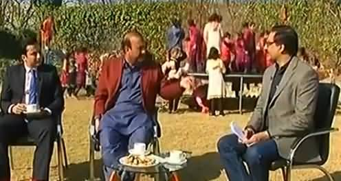 Kal Tak (Bachon Par Tashadud, Muashre Par Daagh) - 12th January 2017