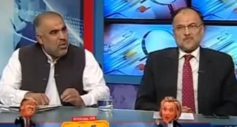 Kal Tak (CPEC Par Parda Dari Kyun?) - 7 November 20016
