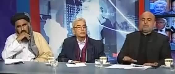 Kal Tak (FATA Mein Referendum Hona Chahiye) - 8th February 2017