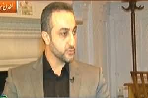 Kal Tak (Harbiyar Marri Special Interview from London) – 24th March 2014