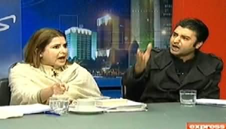 Kal Tak (Imran Khan Apney Hi Narey Ka Shikar Ho Gaye) - 14th January 2015