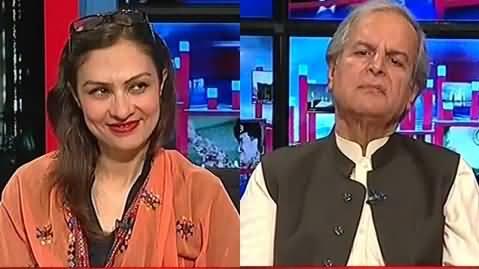 Kal Tak (Imran Khan Ka Bannu Mein Jalsa) - 11th May 2016