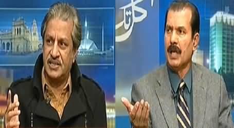 Kal Tak (Imran Khan's Demand to Involve ISI & MI into Politics) – 11th November 2014
