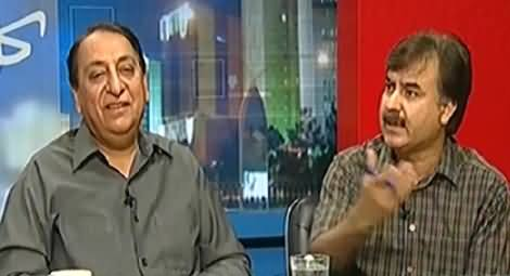 Kal Tak (Is PTI Supporting Pak Army in This Operation) – 16th June 2014