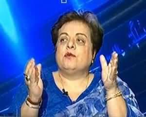 Kal Tak (Karachi Mei Aman-o-Amaan Ke Liye Wafaqi aur Subaye Hukumat Kya Kare Gi) - 2nd September 2013