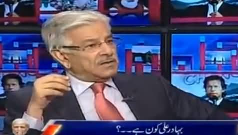 Kal Tak (Khawaja Asif Exclusive Interview) – 27th September 2016