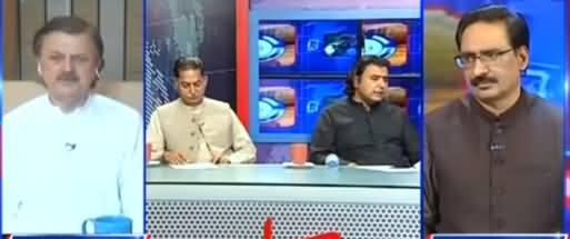 Kal Tak (Lockdown in Sindh, Shahbaz Sharif's Narrative) - 2nd August 2021
