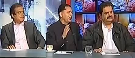 Kal Tak (Murad Saeed Aur Javed Latif Ki Larai) - 9th March 2017