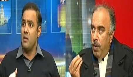 Kal Tak (NA-122, Biggest Issue of Pakistan) - 15th January 2015