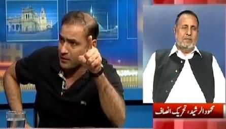 Kal Tak (NA-122: Imran Khan Waiting For NADRA Report) – 7th May 2015