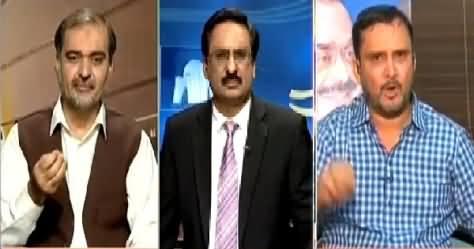 Kal Tak (NA-246, PTI Vs MQM or PTI Vs JI or MQM Vs JI?) – 13th April 2015